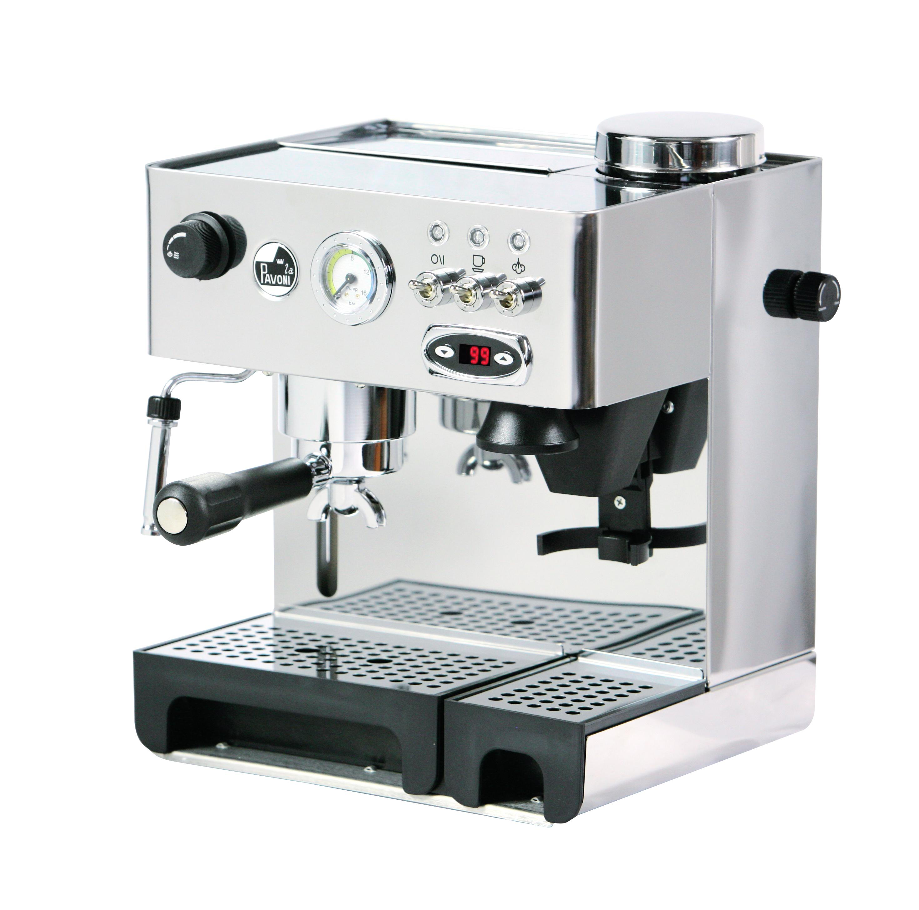 la pavoni domus bar dmb pid siebtr ger espressomaschine ebay. Black Bedroom Furniture Sets. Home Design Ideas