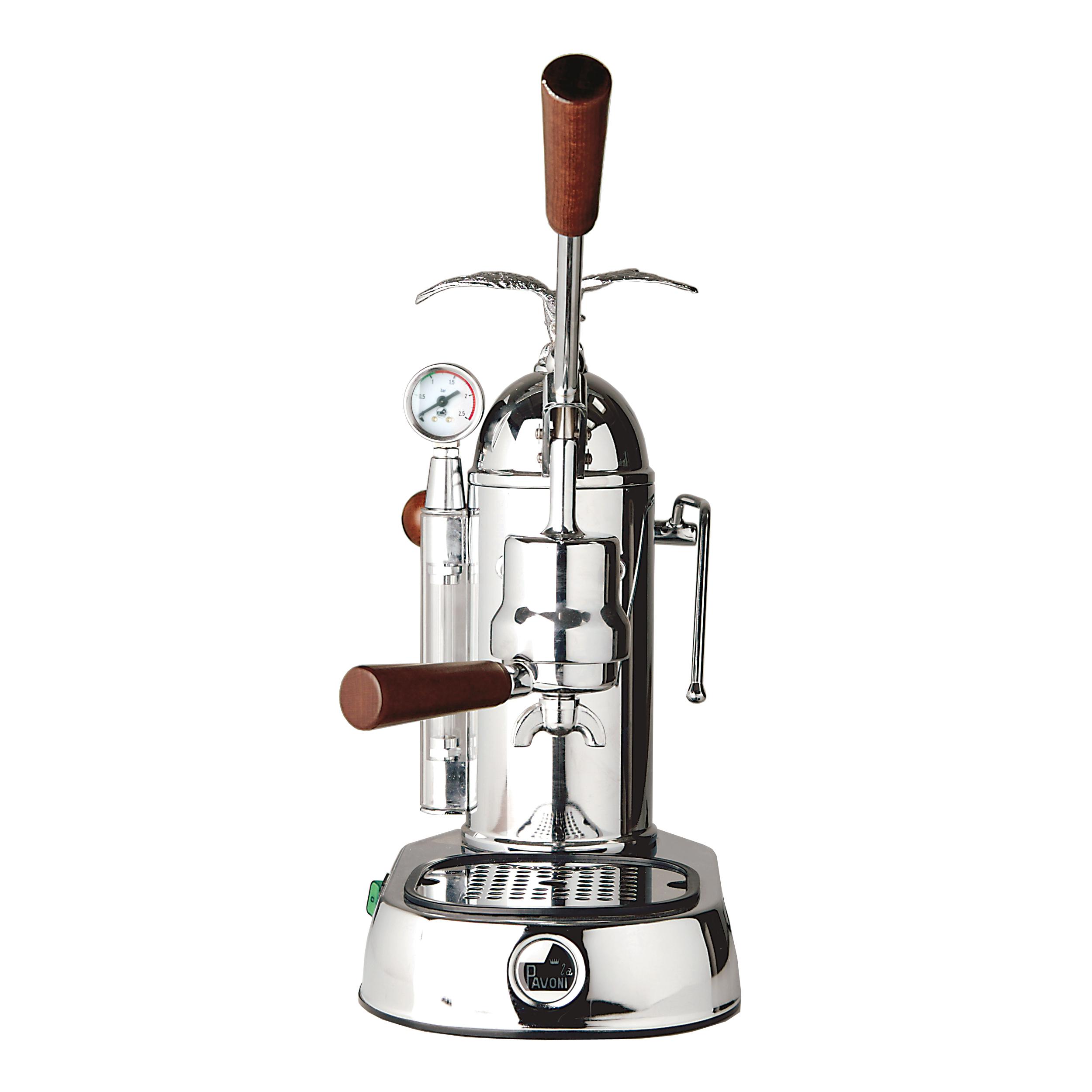 la pavoni gran romantica grl handhebel espressomaschine 8010072082301 ebay. Black Bedroom Furniture Sets. Home Design Ideas